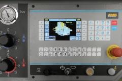cd6a771bScorpio CNC   Pannello comandi standard